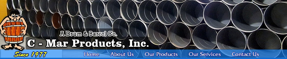 C-Mar Products, Inc. - A Drum and Barrel Company