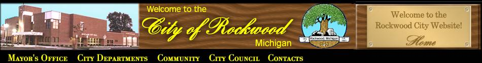 City of Rockwood, MI Web Site